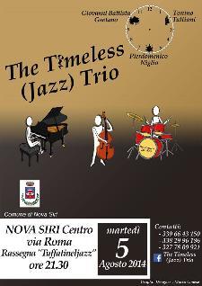 Tuffati nel Jazz - 5 Agosto 2014 - Matera
