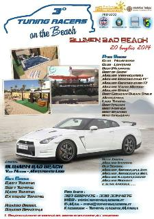 Tuning Racers Day on the beach- 3° Edizione - 20 Luglio 2014 - Matera