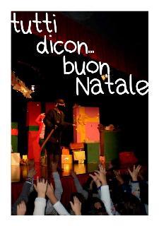 TUTTI DICO BUON NATALE  - Matera