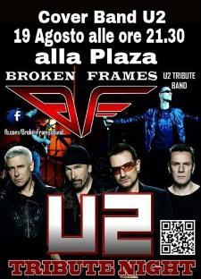 U2 Cover Band - 19 agosto 2014 - Matera
