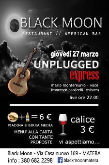 Unplugged express - 27 Marzo 2014 - Matera