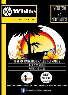 Venerdì latino - 28 Novembre 2014 - Matera