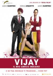 Vijay,il mio amico indiano  - Matera