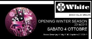 Weekend al White - 4 Ottobre 2014 - Matera