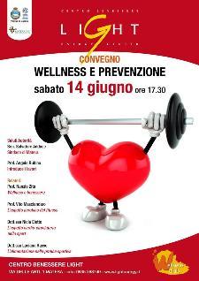 Wellness e Prevenzione - 14 Giugno 2014 - Matera