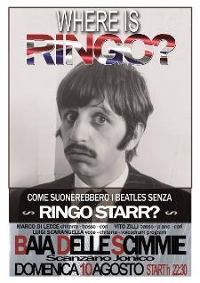 Where is Ringo? - 10 Agosto 2014 - Matera