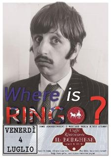 Where is Ringo? - 4 Luglio 2014 - Matera