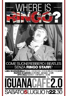Where is Ringo? - 5 Luglio 2014 - Matera
