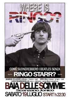 Where is Ringo? - Terza tappa - 19 Luglio 2014 - Matera