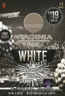White Party - 19 Luglio 2014 - Matera