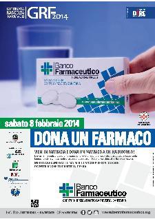 XIV Giornata di Raccolta del Farmaco - 8 Febbraio 2014 - Matera
