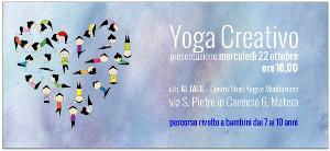 Yoga creativo  - Matera