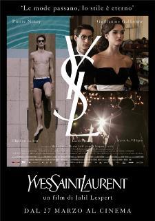 Yves Saint Laurent (foto di http://www.mymovies.it) - Matera