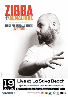 ZIBBA & Almalibre - 19 Luglio 2014 - Matera
