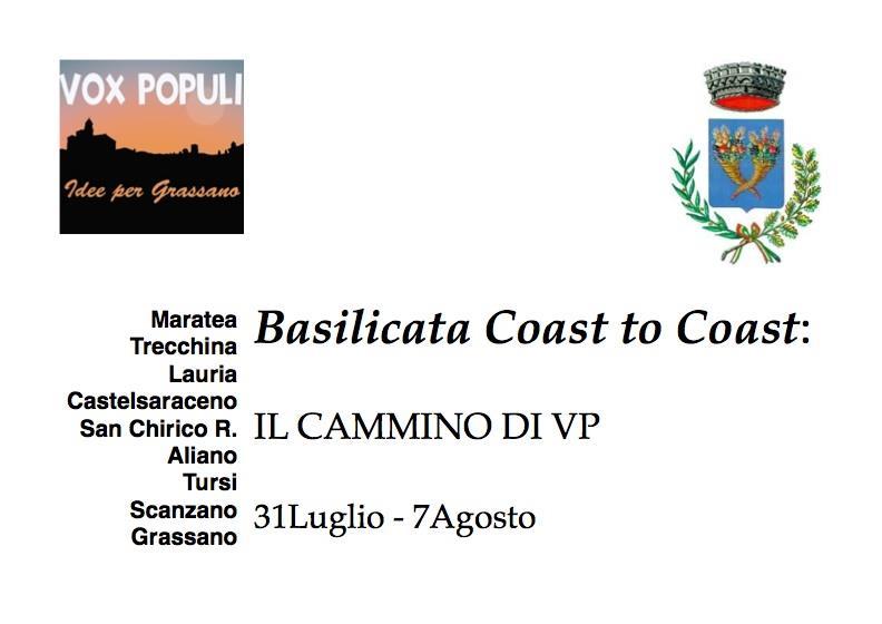 Basilicata Cost to Cost - 30 Luglio 2015