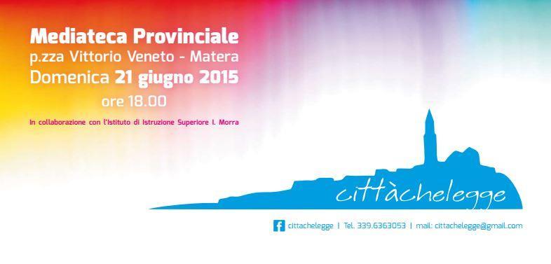 Cittàchelegge - 21 Giugno 2015