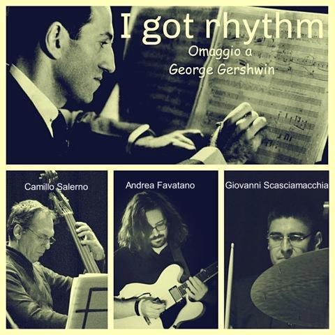 Concerti d´Osteria: Andrea Favatano Trio in omaggio a George Gershwin - 24 Aprile 2015