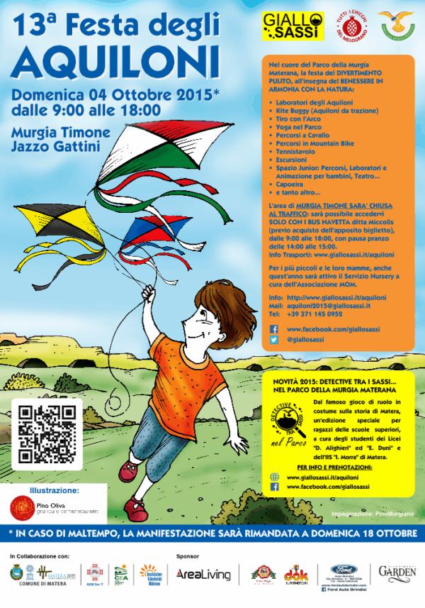 Festa degli Aquiloni 2015 - Evento storico-Ricorrenza Matera 9534abd784d5