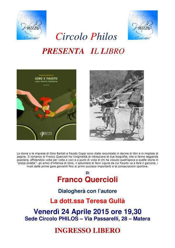 Gino e Fausto di Franco Quercioli