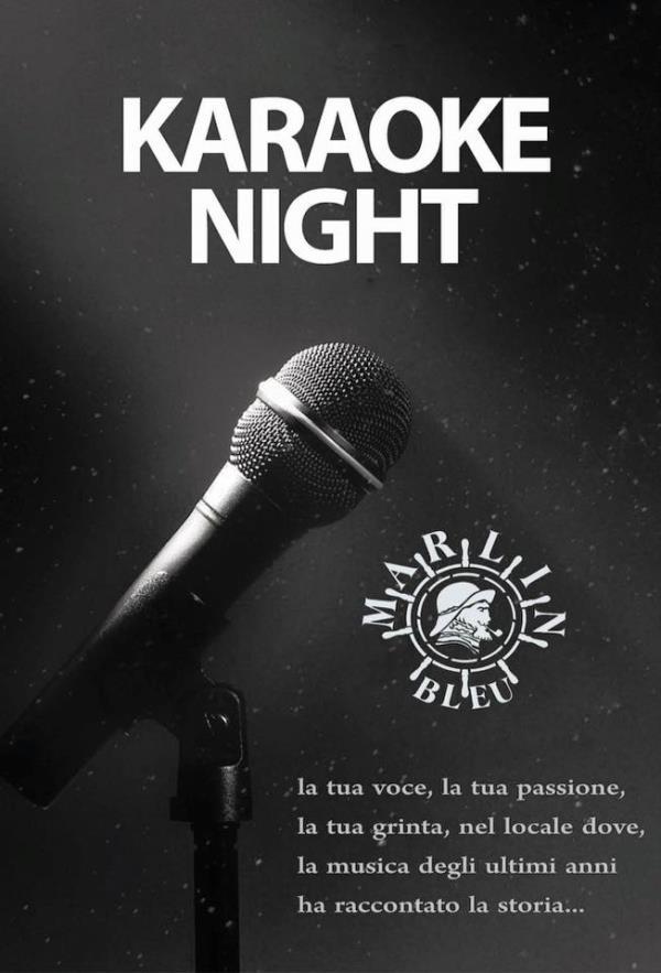 karaoke sotto le stelle serate locali pub bar scanzano jonico. Black Bedroom Furniture Sets. Home Design Ideas