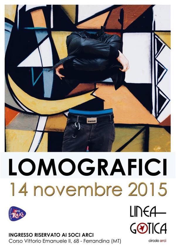 Lomografici live - 14 Novembre 2015