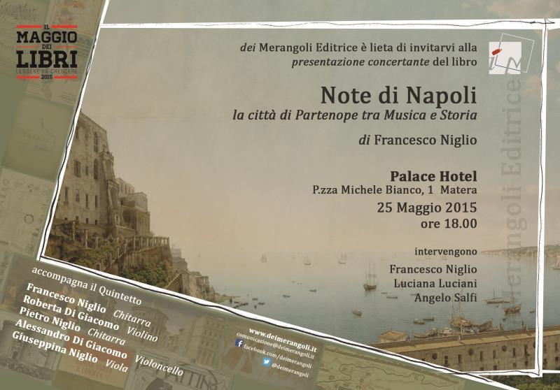 Note di Napoli di Francesco Niglio