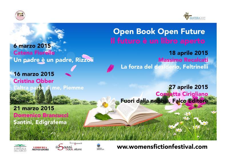 Open book Open future - Women´s Fiction Festival