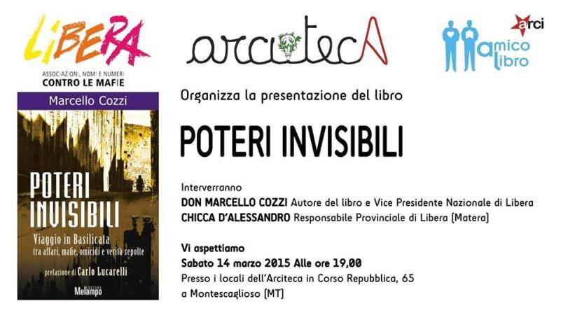 Poteri Invisibili - 14 Marzo 2015