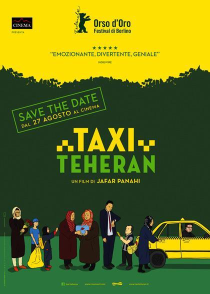 Taxi Teheran - Il Cineclub (foto di mymovies.it)