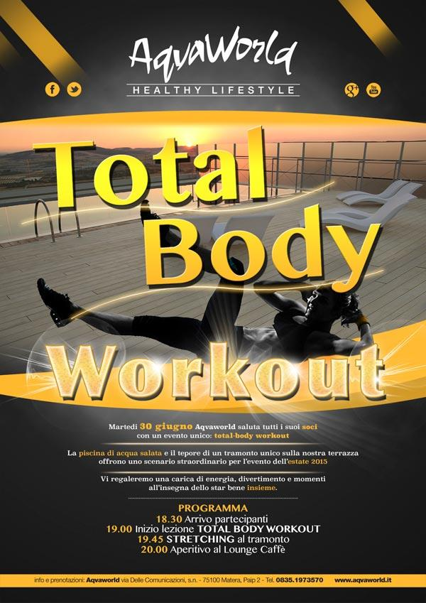 Total Body WorkOut Summer Edition - 30 Giugno 2015