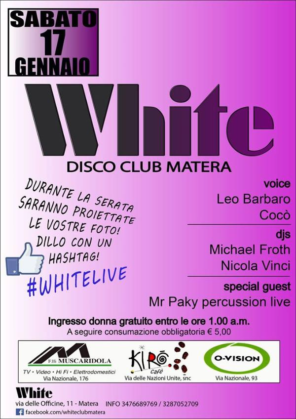 Weekend al White
