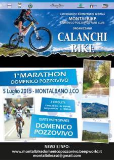 1° Marathon Domenico Pozzovivo - 5 Luglio 2015 - Matera