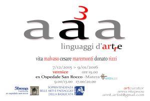 """""""A COME ARTE"""" - Matera"""