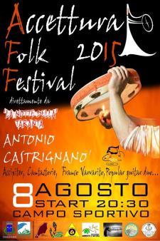 Accettura Folk Festival 2015 - Matera