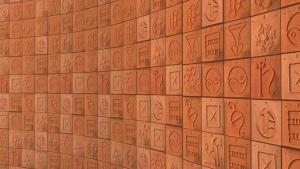 Alfabeto grillico  di Gaetano Grillo - Matera
