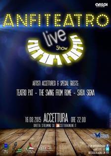 Anfiteatro live  - Matera