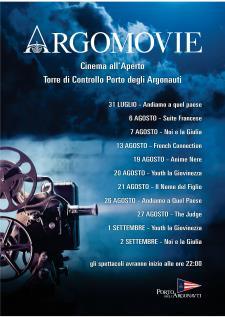 Argomovie 2015 - Matera