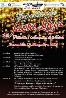 Aspettando Santa Lucia 2015 - Matera