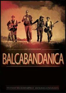 Balca Bandanica live - 15 Agosto 2015 - Matera