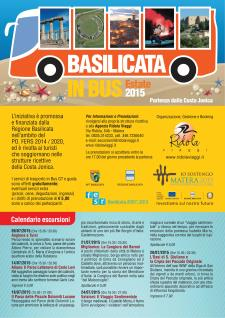 Basilicata in Bus Estate 2015 - Matera