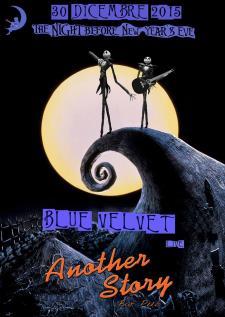 Blue Velvet live - 30 Dicembre 2015 - Matera