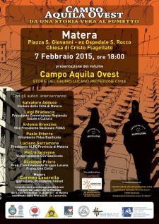 Campo Aquila Ovest - 7 Febbraio 2015 - Matera