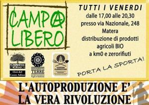 Campo Libero Evolution...progetto GAOS  - Matera