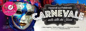 Carnevale all'Evoè 19a Buca  - Matera