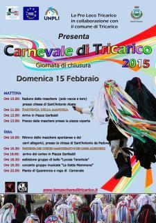 Carnevale di Tricarico 2015  - Matera