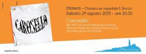 Carosello - 29 Agosto 2015 - Matera