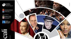 """Cartellone della XIV Stagione Concertistica """"Matera in Musica"""" 2015/2016  - Matera"""