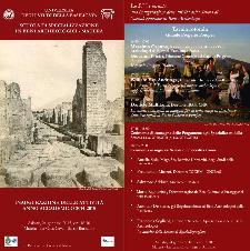 Cerimonia di inaugurazione Anno Accademico 2014 - 2015 della Scuola di Specializzazione in Beni Archeologici di Matera  - Matera