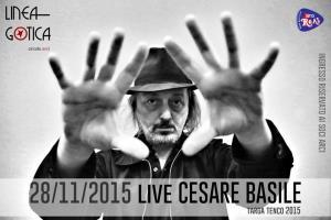 Cesare Basile live  - Matera
