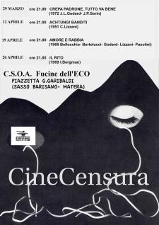 Cinecensura - Matera